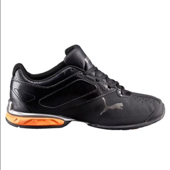 49d434a2f892df NIB Puma Tazon 6 SL JR Kids Casual Shoe
